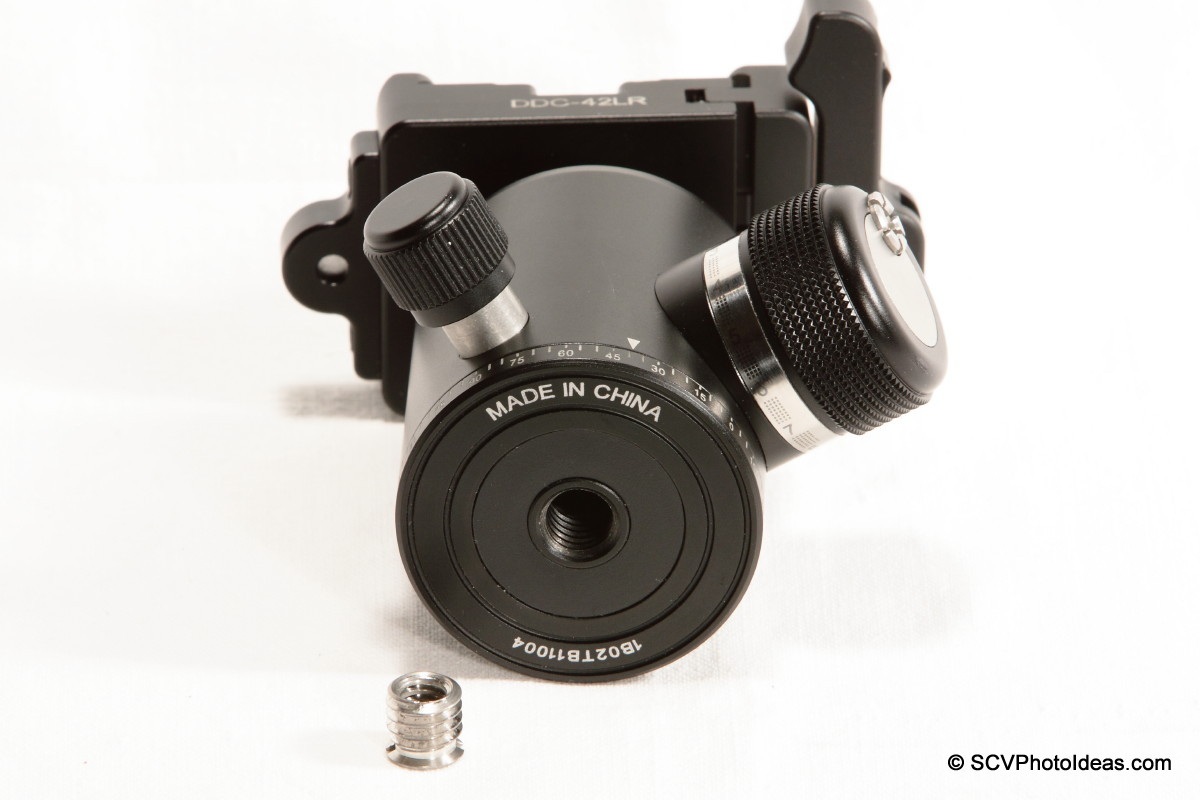 Sunwayfoto DB-36TRLR bottom