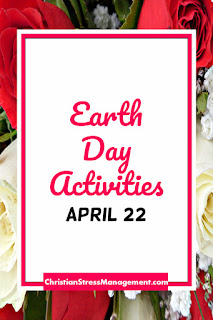 Earth Day Activities April 22