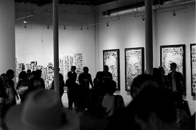 المحادثات الإنجليزية, محادثة انجليزية مترجمة حول إفتتاح معرض الفنون