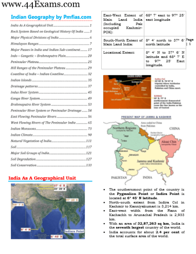 Indian-Geography-For-All-Competitive-Exam-PDF-Book