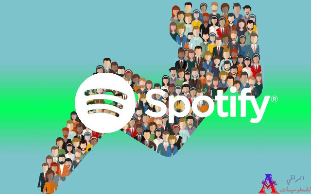 عدد مستخدمي سبوتيفاي يتجاوز 248 مليون مستخدم حول العالم