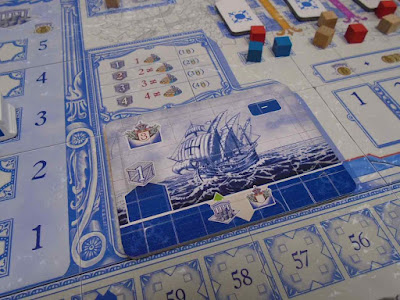 Lisboa Boardgame Ship