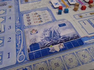 Lisboa Boardgame Ship