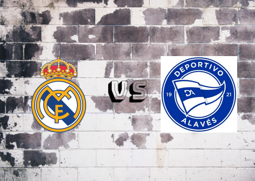 Real Madrid vs Deportivo Alavés  Resumen y Partido Completo