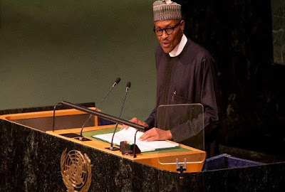 Full text Of Buhari's addresses to UN Assembly