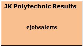 JK Polytechnic Results 2017