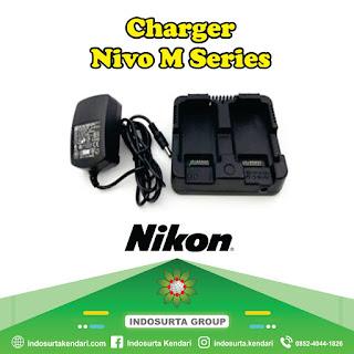 Jual Charger Nikon Nivo M Series di Kolaka