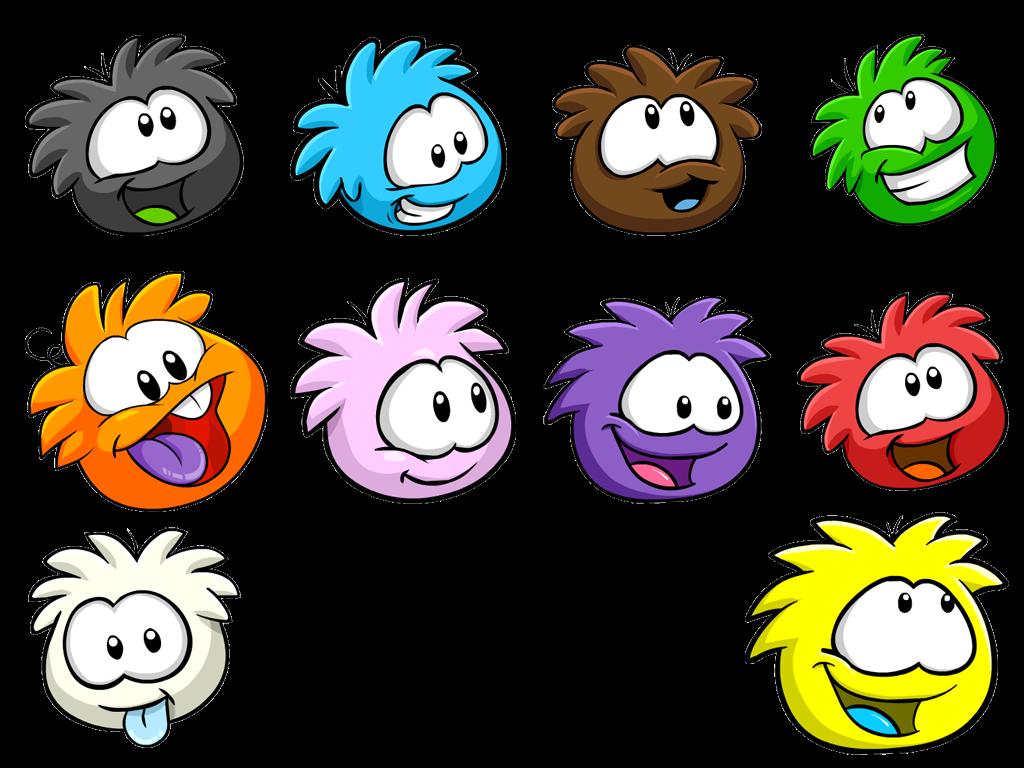 Imagenes De Puffles De Club Penguin