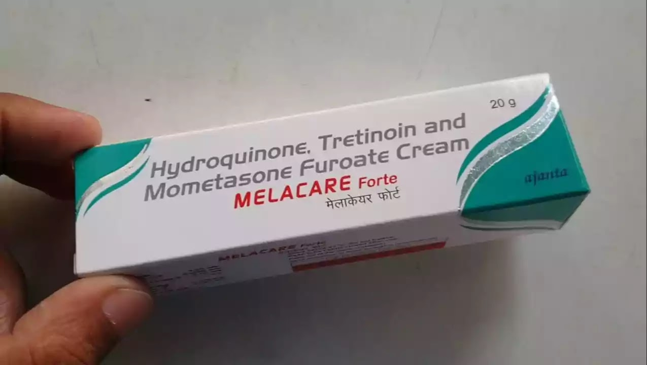Melacare Forte Cream: View Uses, Side Effects, Price & Review