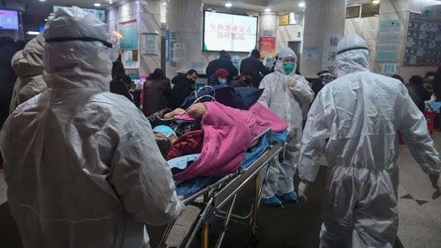 अमेरिका में कोरोना वायरस से, पिछले 24 घंटों में 100 से ज्यादा की मौतें