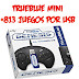 ▷ Trueblue Mini para la Megadrive Mini