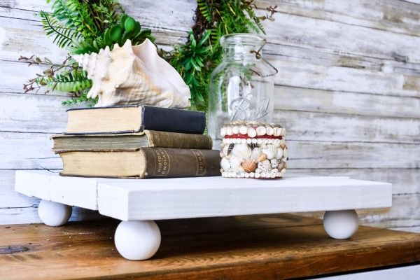 DIY bajot table