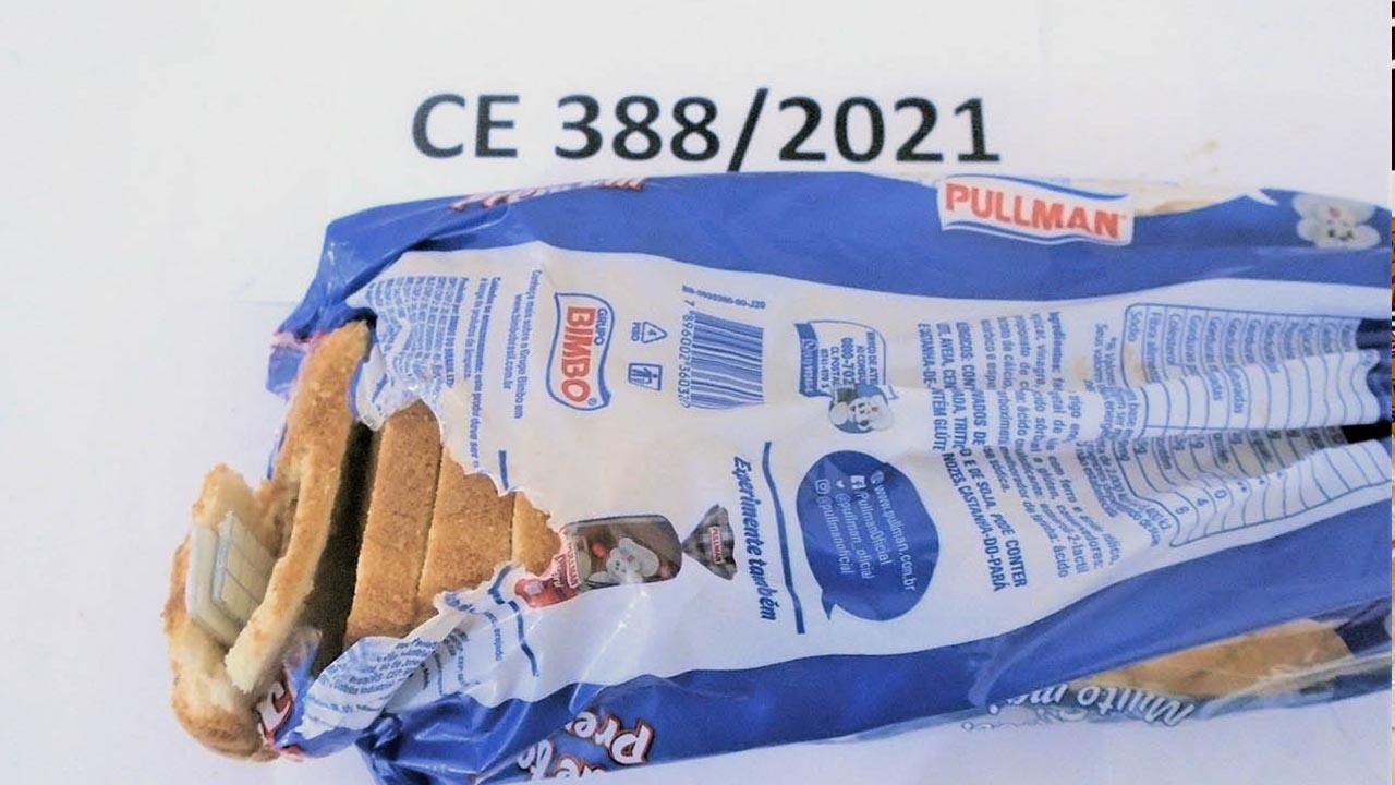 Mãe envia maconha sintética em pão para filho preso em Bauru