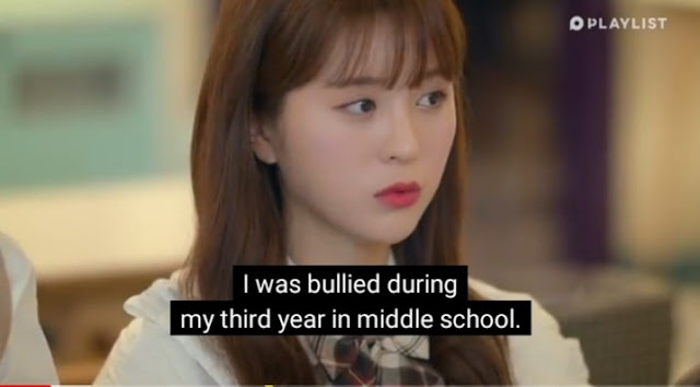 The Guilty Secret, webdrama, bullying