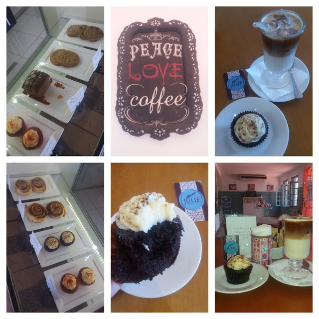 10 cafeterias e/ou docerias em Campinas - Julie Bakery