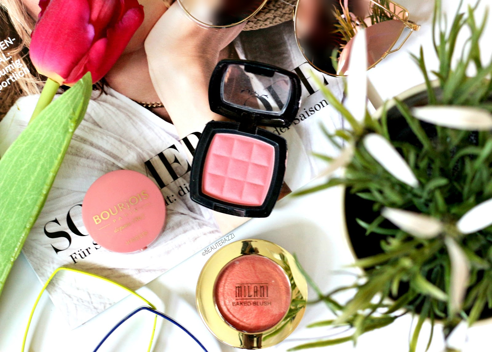 3 Drugstore Blushes For The Summer