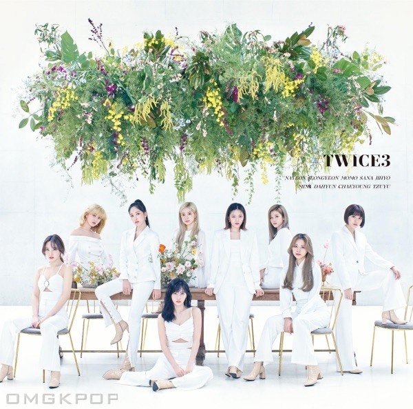 TWICE – #TWICE3 (Japanese Version) – EP