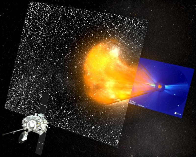 Tecnologia: NASA dismisses killer solar flares in 2012 s