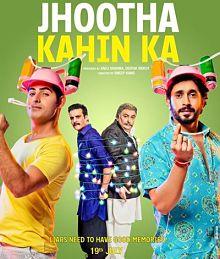 Sinopsis Film pemain genre Jhootha Kahin Ka (2019)