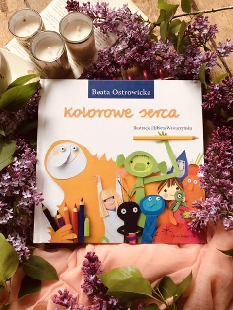Beata Ostrowicka, Kolorowe serca