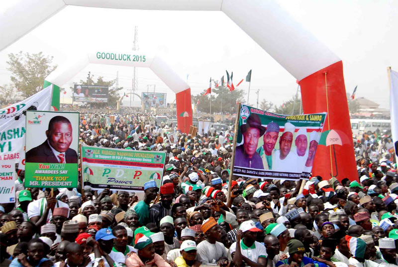 Please pray for our great party - PDP to Nigerians