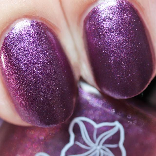 Moonflower Polish Violet Dusk