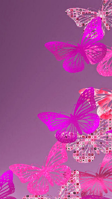 iPhone 6 Butterfly Wallpapers Download Free