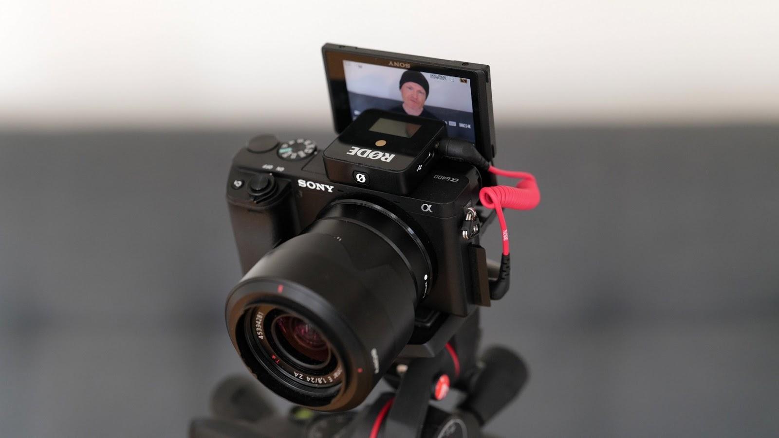 Đánh giá Rode Wireless Go - Micro không dây làm vlog