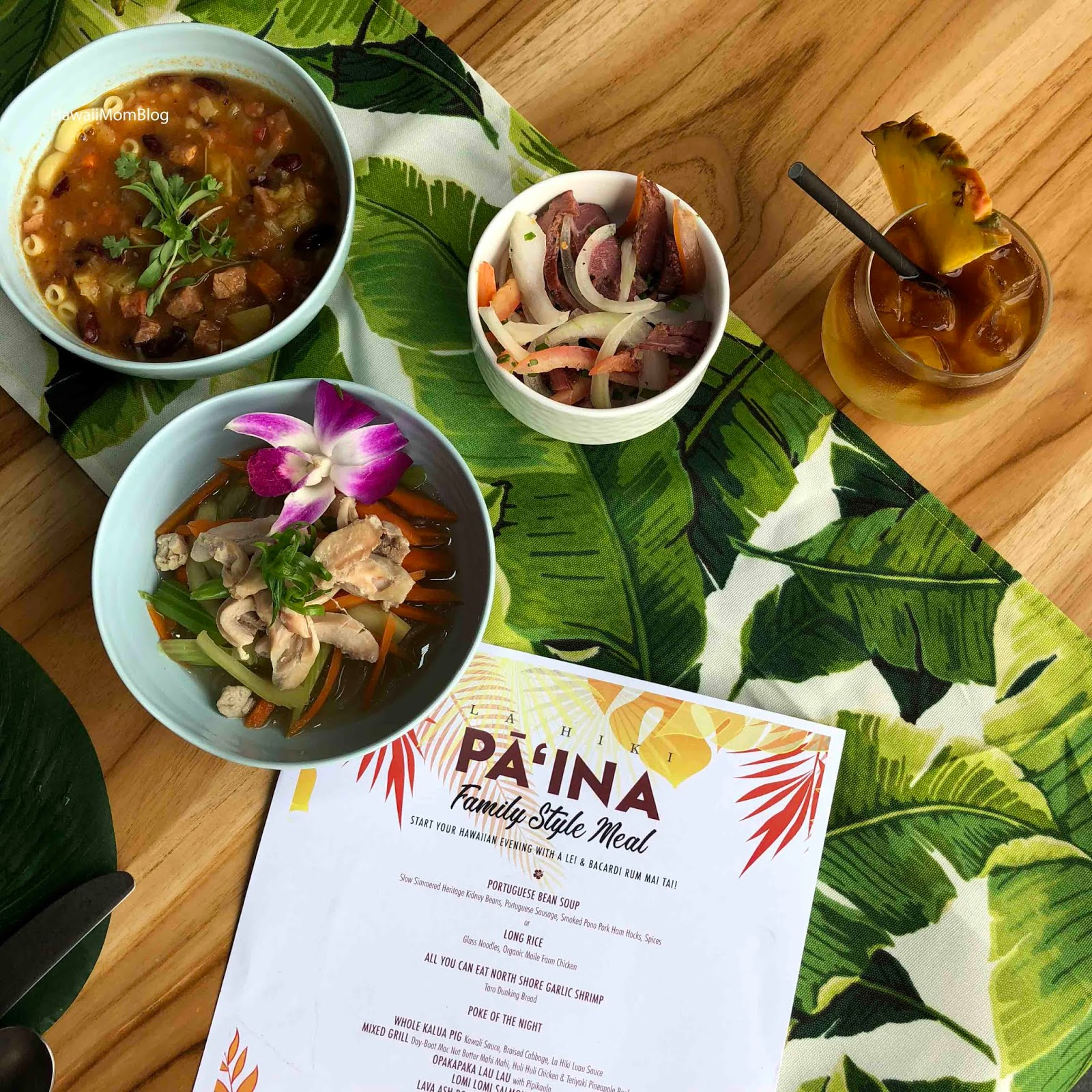 Hawaii Mom Blog Pa Ina Fridays At La Hiki Kitchen