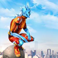 Snow Storm Superhero Mod Apk