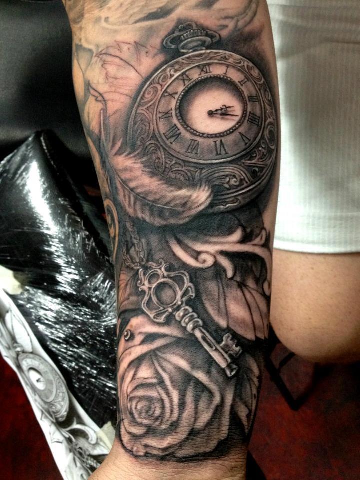 24e697378 Daily Vibes: Tattoo by Laura Marshall
