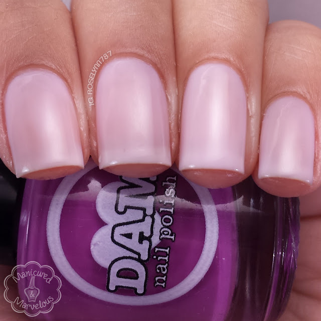 Dam Nail Polish - Iris of the Beholder