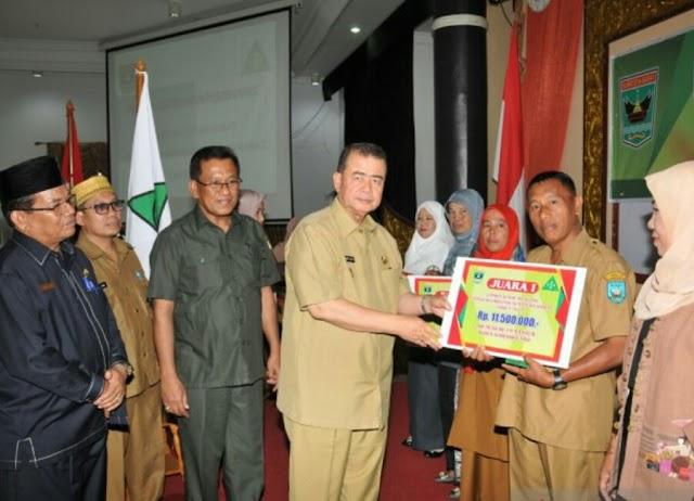 SD N 19 Santur Kota Sawahlunto, wakili Sumbar ke tingkat Nasional