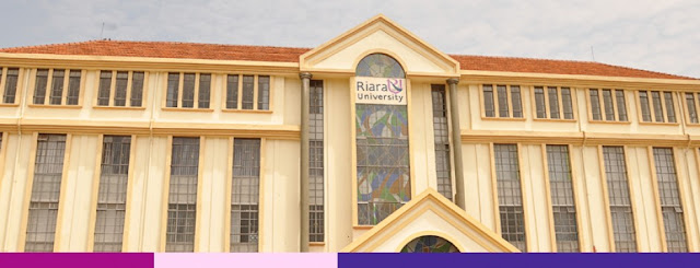 List of Courses Offered at Riara University