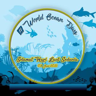 poster ucapan  hari laut sedunia png hd- kanalmu