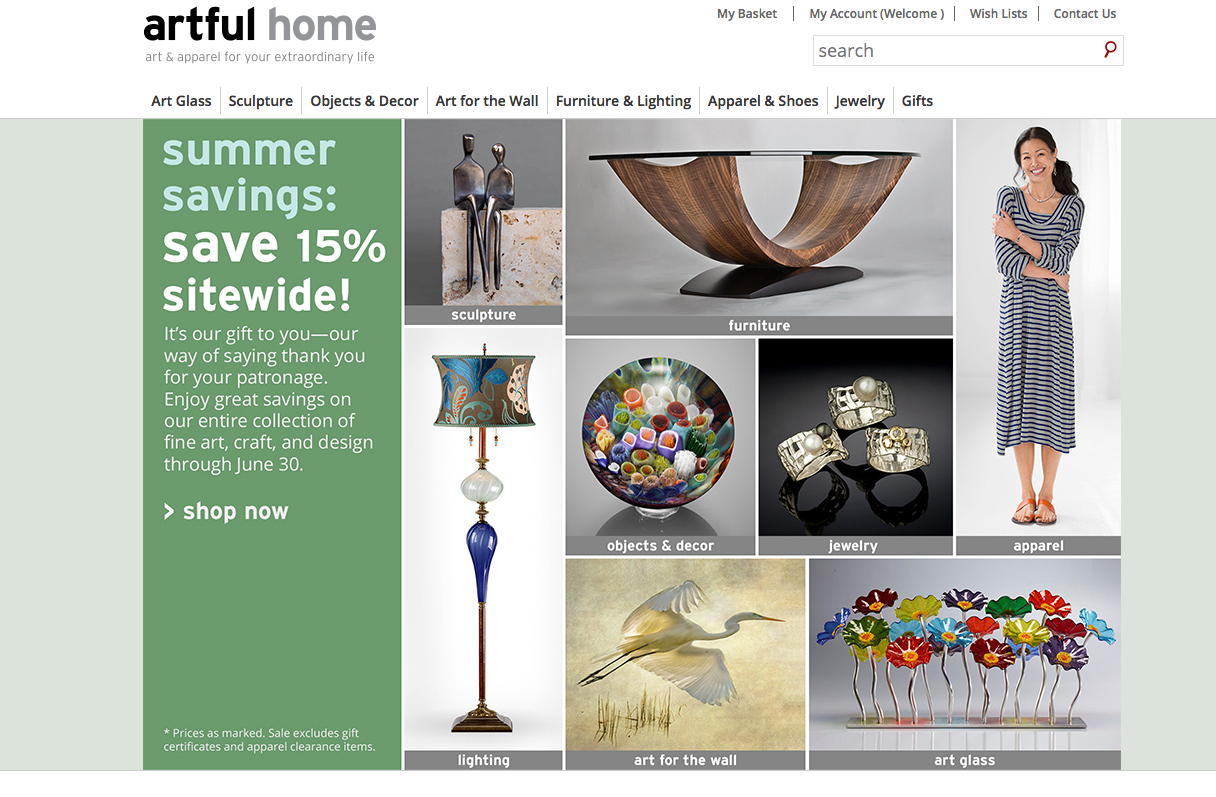 Artful Home The Artful Home Catalog Home Art