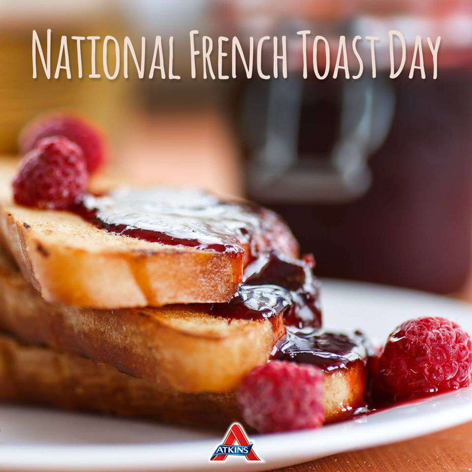 National French Toast Day Wishes Images