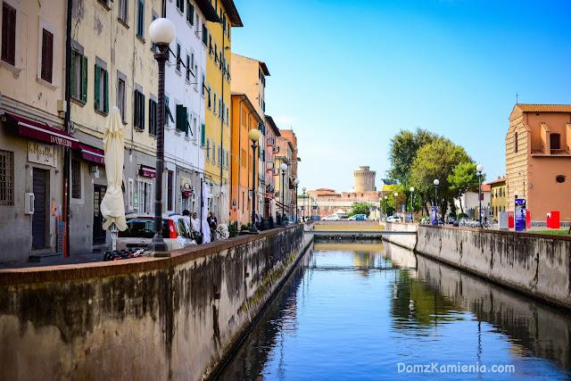 Livorno dzielnica Venzia