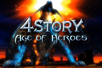 Download Game RPG Android 4Story Age of Heroes