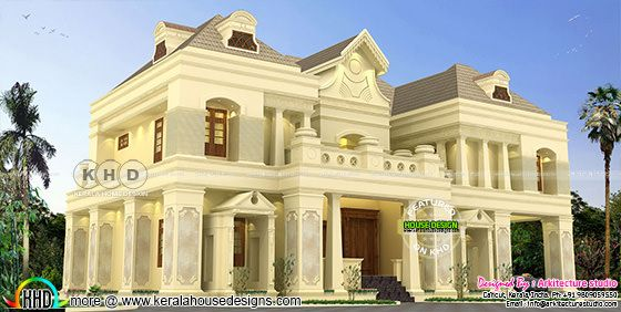 4650 sq-ft house design