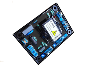 Fungsi AVR generator genset