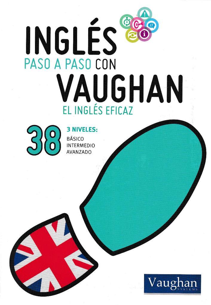 Inglés paso a paso con Vaughan 38 [Libro + Audio]