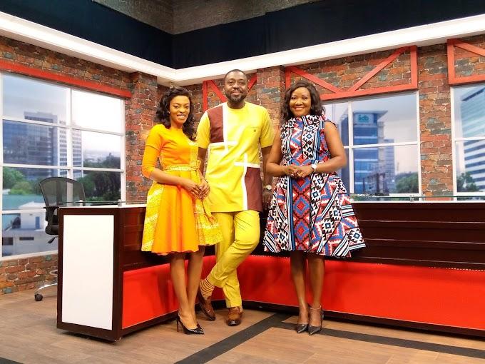 Kafui Dey lands new job at GBC as host of morning show