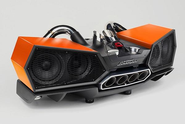 iXOOST & Lamborghini