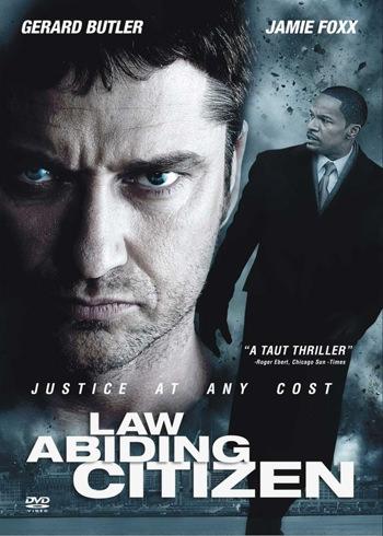 Law Abiding Citizen 2009 Dual Audio ORG Hindi 480p BluRay 350MB ESubs poster