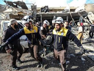 Rudal Jet Syiah Suriah Hantam Pasar di Wilayah Oposisi, Belasan Sipil Tewas
