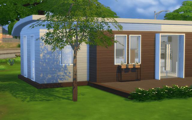 petite maison sims à télécharger