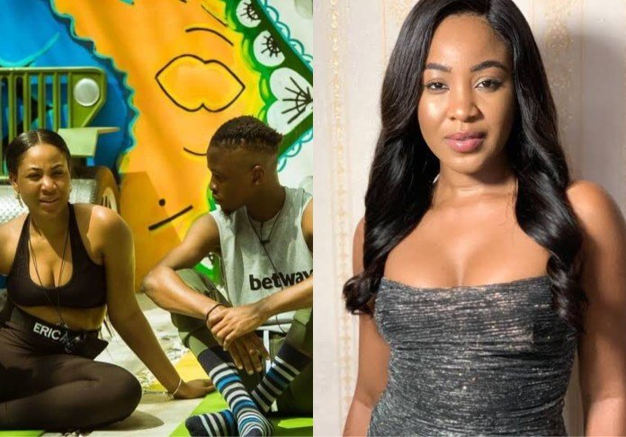 BBNAIJA: See Dorathy's Advise To Laycon On How To Handle His Emotions For Erica