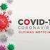 COVID-19: Número de contaminados diminui nas últimas semanas