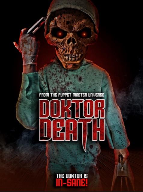 'Doktor Death': Full Moon anuncia un spin-off de 'Retro Puppet Master' para 2021